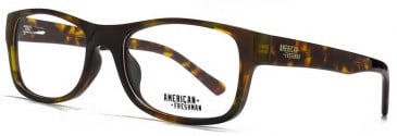 American Freshman AMFO001 glasses in Black