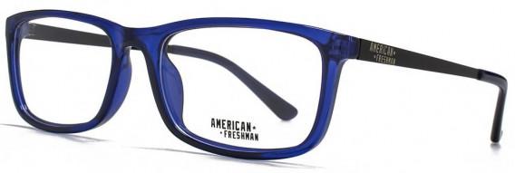 American Freshman AMFO008 glasses in Crystal Blue