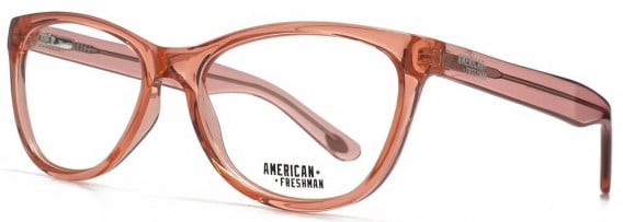 American Freshman AMFO010 glasses in Crystal Pink