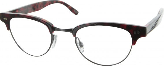 Levis LS111 glasses in Dark Red