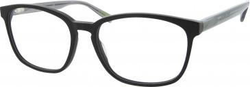 Nike NK5016 glasses in Matt Black