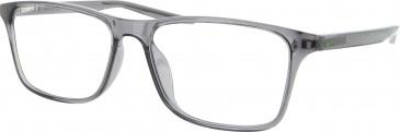Nike NK5017 glasses in Shiny Black