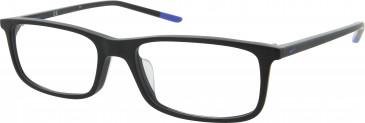 Nike NK7252 glasses in Black