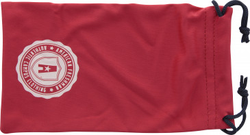 American Freshman Cloth Pouch in Red