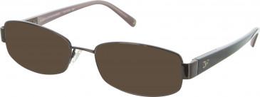 Diane von Furstenberg DVF5035 sunglasses in Brown