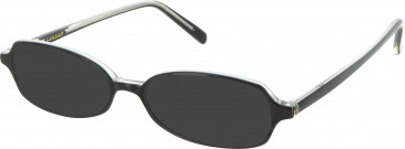 Jigsaw JIG125 sunglasses in Black
