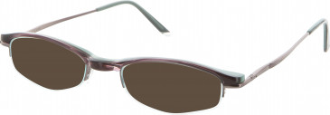 Jigsaw JIG192 sunglasses in Pink