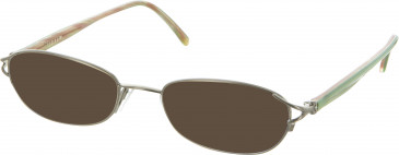 Jigsaw JIG173 sunglasses in Gold