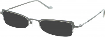 Jigsaw JIG220 sunglasses in Grey