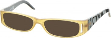 JUSTCavalli JC112 sunglasses in Yellow