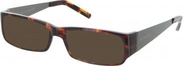 GF Ferre FF180 sunglasses in Tortoise