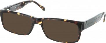 GF Ferre FF220 sunglasses in Tortoise