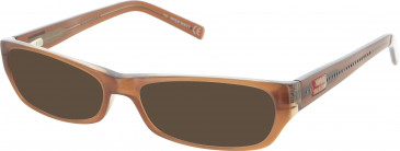 Miss Sixty MX167 sunglasses in Brown
