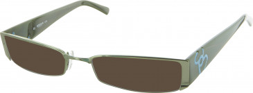 Morgan De Toi Morgan-203018 sunglasses in Green