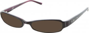 Morgan De Toi Morgan-201020 sunglasses in Dark Red