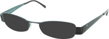 Morgan De Toi Morgan-203068 sunglasses in Dark Grey