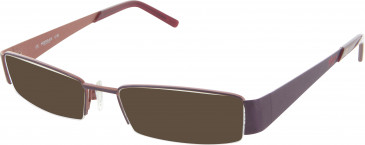Morgan De Toi Morgan-203096 sunglasses in Purple