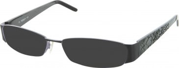 Morgan De Toi Morgan-203099 sunglasses in Black