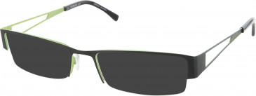 Morgan De Toi Morgan-203105 sunglasses in Black