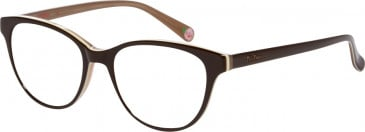 Cath Kidston CK1011 glasses in Brown/Taupe