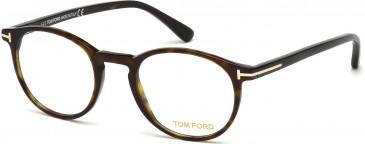 TOM FORD FT5294-50 glasses in Dark Havana