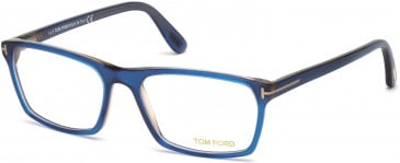 TOM FORD FT5295-54 glasses in Blue/Other