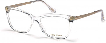 TOM FORD FT5353-54 glasses in Crystal