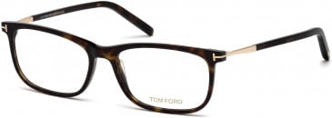 TOM FORD FT5398-55 glasses in Dark Havana