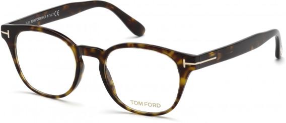 TOM FORD FT5400 glasses in Dark Havana