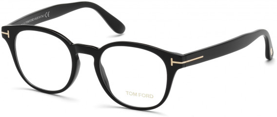TOM FORD FT5400 glasses in Shiny Black