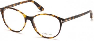 TOM FORD FT5403 glasses in Dark Havana