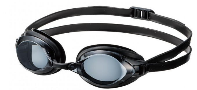 Swans FO2 Swimming Goggles in Black