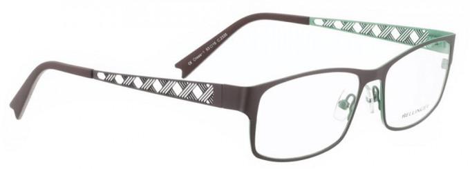 Bellinger CROSS-1-2335 Glasses in Brown