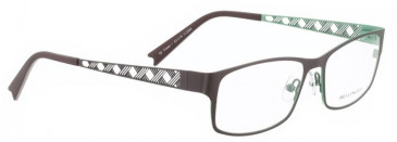 Bellinger CROSS-1 Metal Prescription Glasses