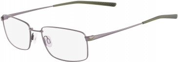 Nike 4196-56 glasses in Dark Grey/Dark Army Green