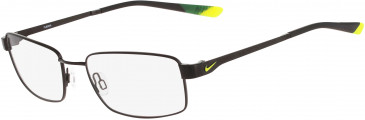 Nike 4272-53 glasses in Black-Volt