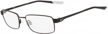 Nike 4272-55 glasses in Satin Black-Wolf Grey