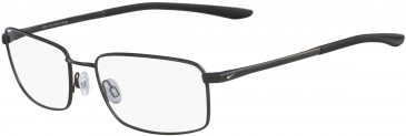 Nike 4283-56 glasses in Black/Black