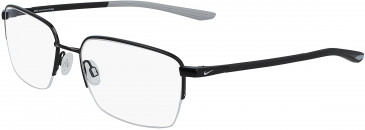 Nike 4300-54 glasses in Black/Wolf Grey