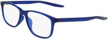 Nike 5019-50 glasses in Deep Royal Blue