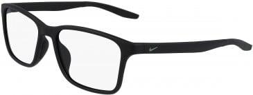 Nike 7117 glasses in Matte Black