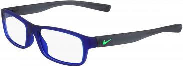 Nike 5090-47 glasses in Matte Deep Royal Blue/Grey