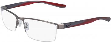 Nike 8193 glasses in Brushed Gunmetal