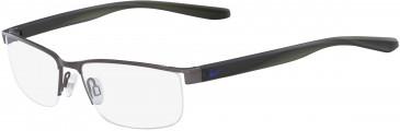 Nike 8172 glasses in Satin Gunmetal