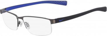 Nike 8098 glasses in Brushed Gunmetal-Obsidian