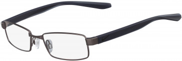 Nike 8176-49 glasses in Brushed Gunmetal