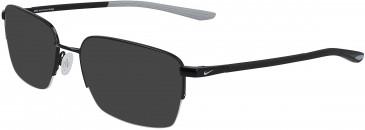 Nike 4300-56 sunglasses in Black/Wolf Grey