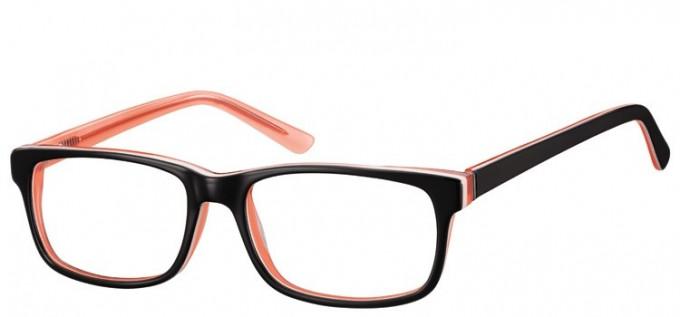 SFE-8261 in Black/Peach