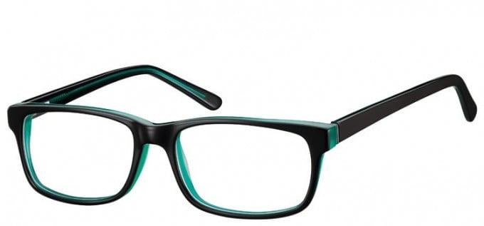 SFE-8261 in Black/Green