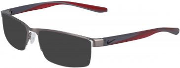Nike 8193 sunglasses in Brushed Gunmetal